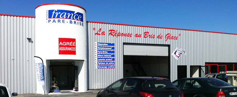 Ouverture d un centre france pare brise saint herblain for Garage seat st herblain